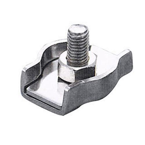 Kabelklem RVS 6 mm