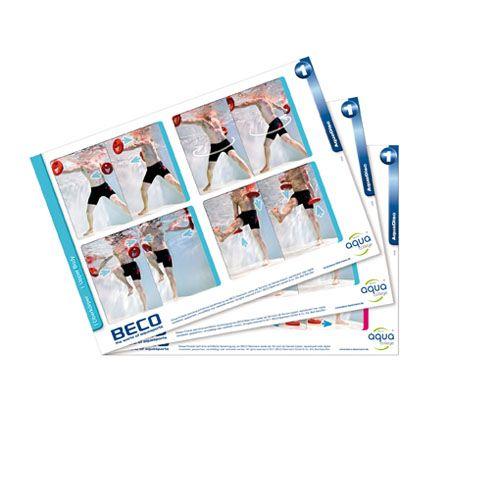 Voorbeeldkaarten Aquadisc
