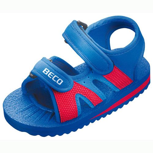 Sandaal met voetbed