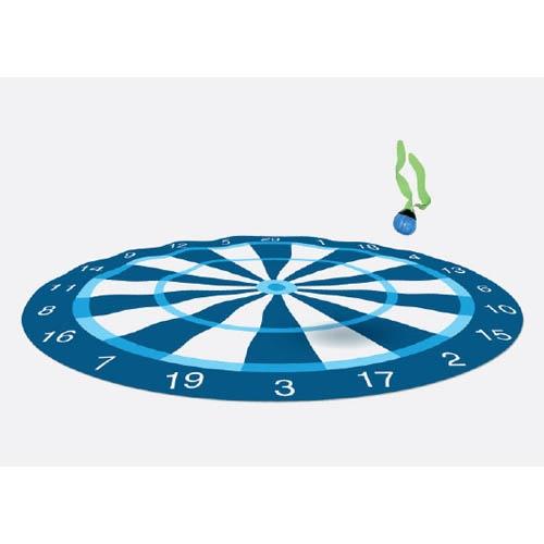 Aqua Game Darts model 3