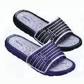 Sportieve slipper