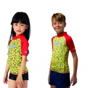 Rash Guard short  Aqua Pets