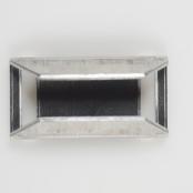Aluminium nummerplaatje klemmodel