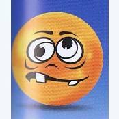 Bal PVC Funny Face