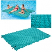 Intex giant floating mat