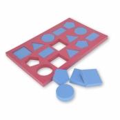 Drijvende multi vorm puzzel