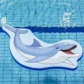 Drijfmat Dolfijn