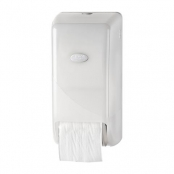 Toiletpapier dispenser doprollen